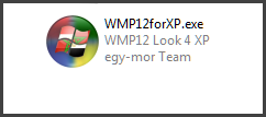 WPM12 Look اداة لتغيير الميديا