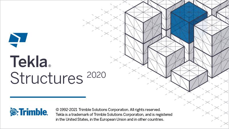 Tekla Structures 2020 SP7 (x64) Multilingual