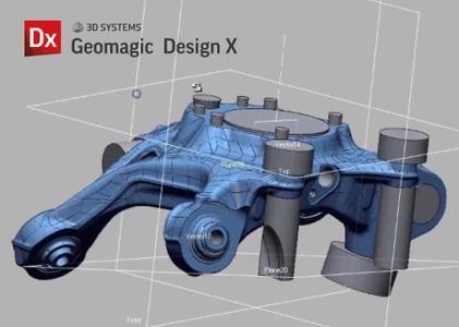 Geomagic Design X 2020.0.3