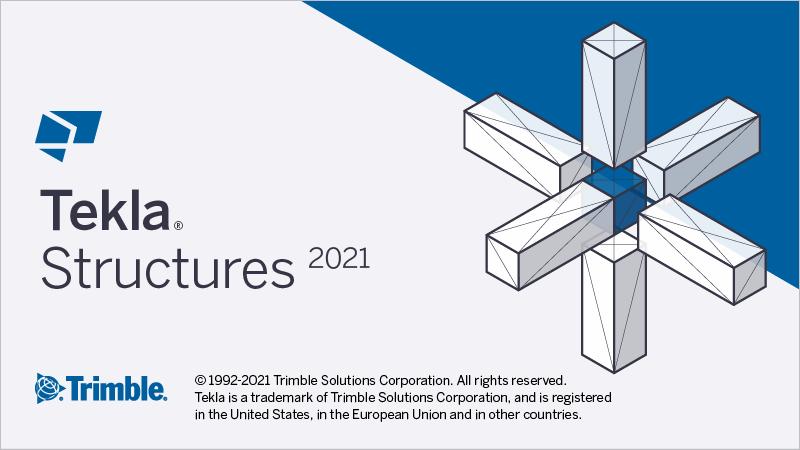 Tekla Structures 2021 SP0 (x64) Multilingual