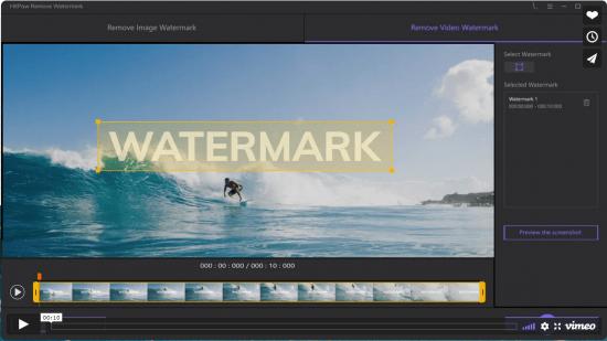 HitPaw Watermark Remover 1.2.0.3 (x64) Multilingual Portable