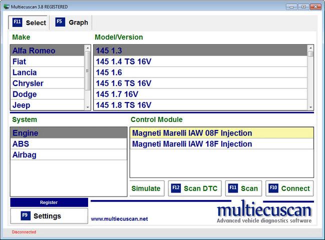 Multiecuscan 4.7 R1 Multilingual