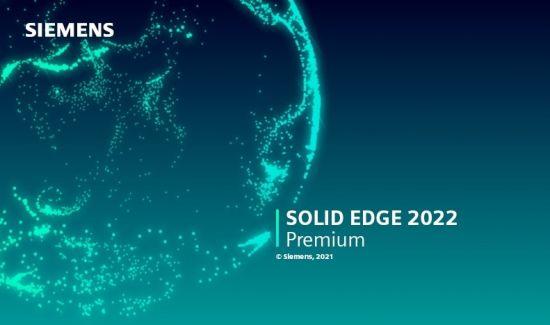 Siemens Solid Edge 2022 Premium (x64) Multilingual