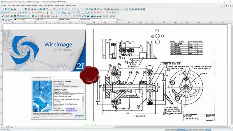 CSoft WiseImage Pro Standalone v21
