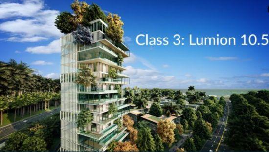 Class 3: Lumion 10.5