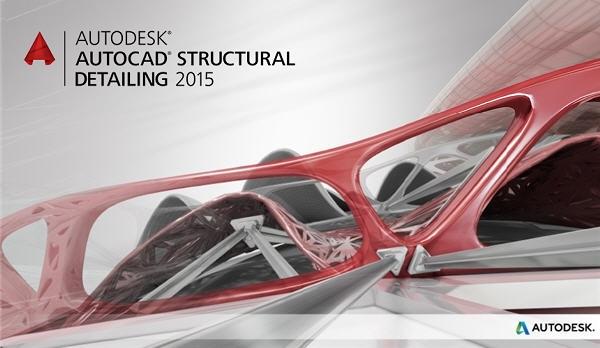 Autodesk AutoCAD Structural Detailing 2015 SP1 AIO
