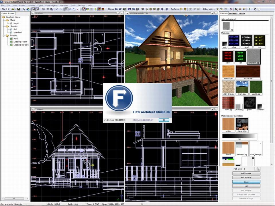 Flow Architect Studio 3D v1.7.5