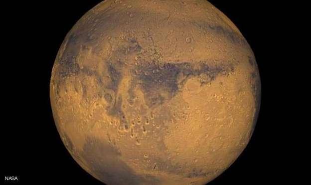 المريخ اكتشاف وكالة الفضائية