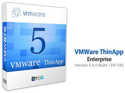 VMWare ThinApp Enterprise 5.0.1 (تثبيت وتفعيل صامت)