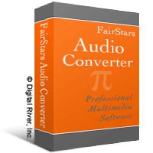 برنامج FairStars Audio Converter لتحويل الملفات الصوتية بنسخته الاحترافية