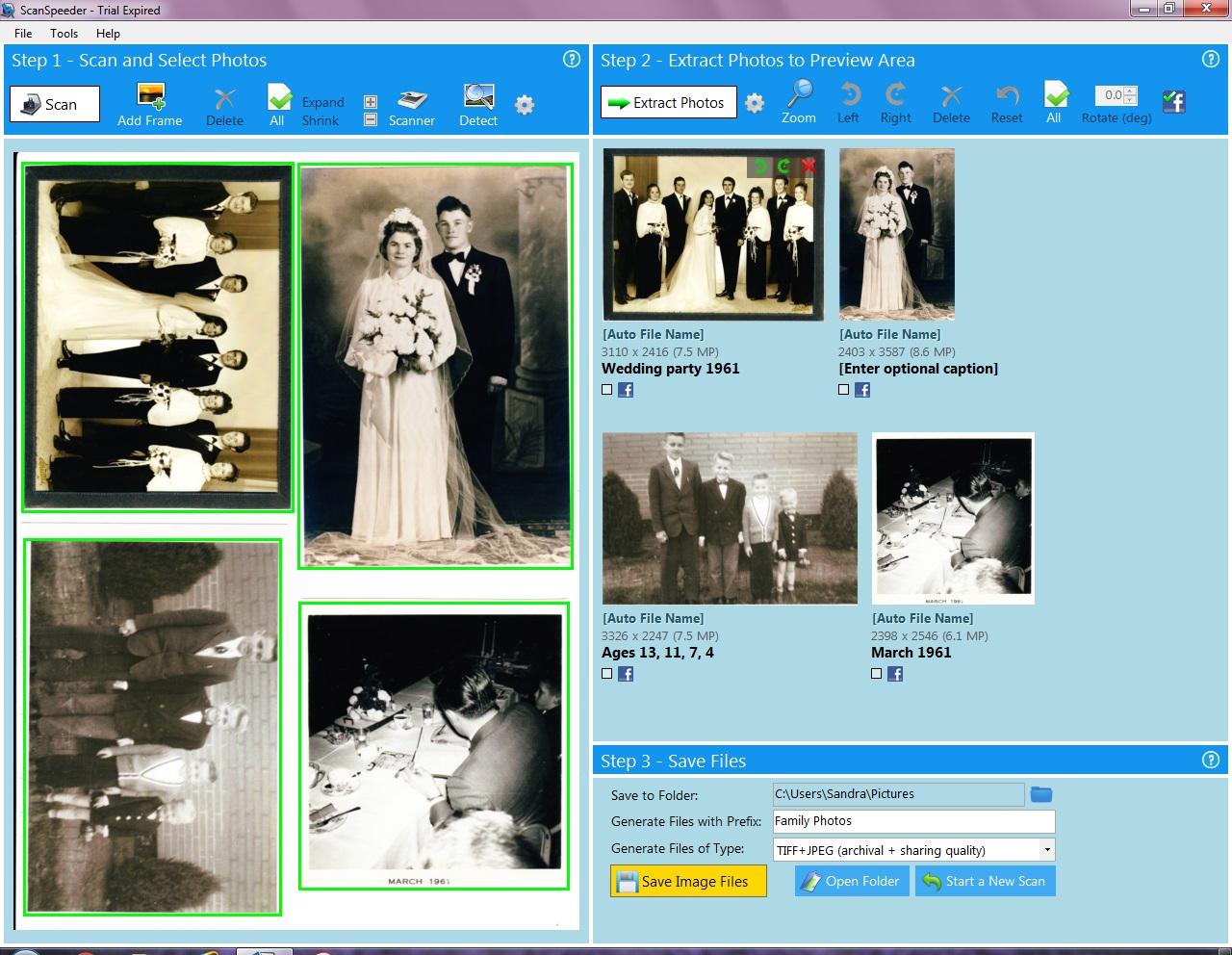 برنامج سكانر خصوصا للصور القديمة Nitro Logic ScanSpeeder v1.5.3