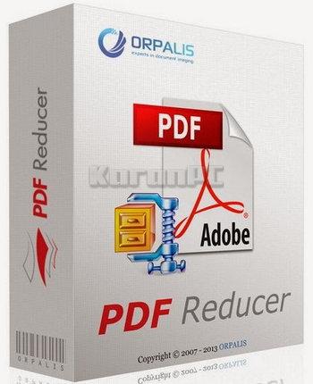 برنامج ORPALIS Reducer Professional 3.0.7 Portabl ملفات الPDF كبيرة الحجم ومجانى