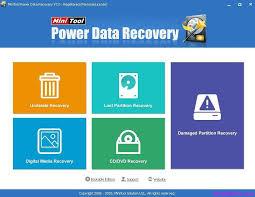 اصدار MiniTool Power Recovery