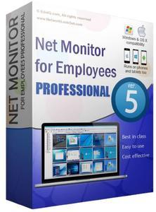 EduIQ Net Monitor for Employees Pro