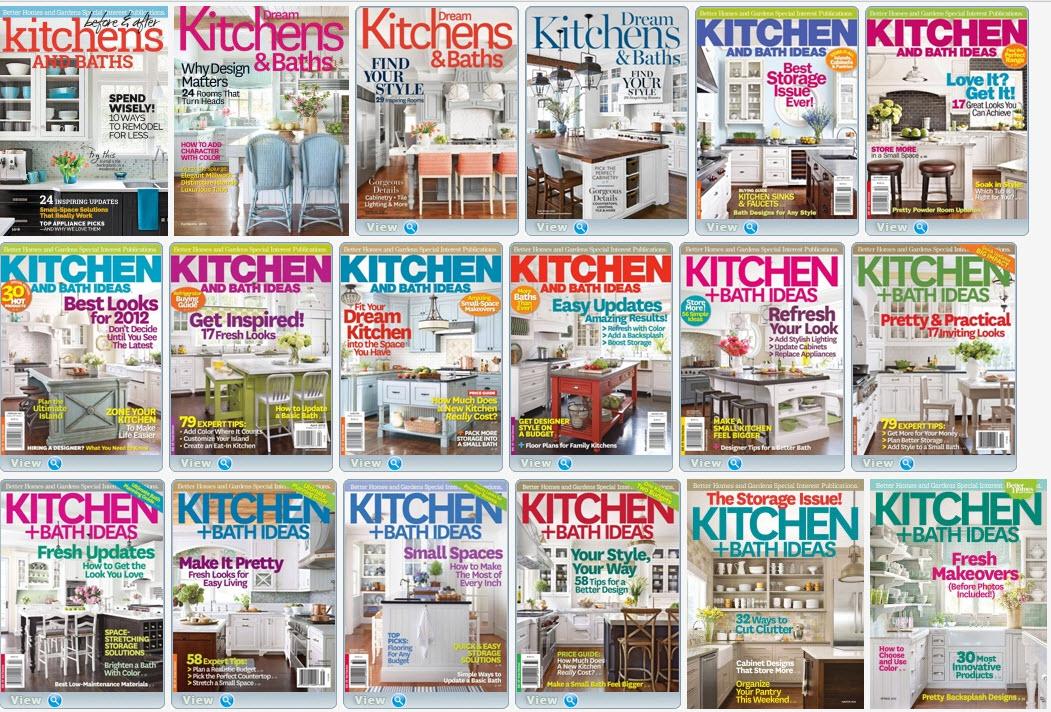 Dream Kitchens & Bath Ideas