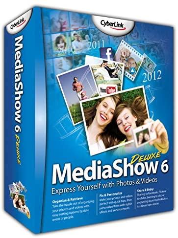 CyberLink MediaShow Deluxe 6.0.12916 Multilingual