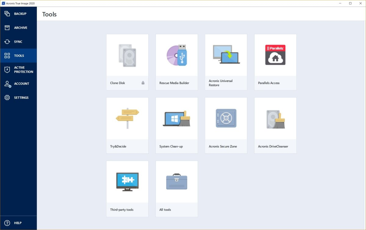 Acronis True Image 2020 Build 22510 Bootable ISO Retail Multilingual