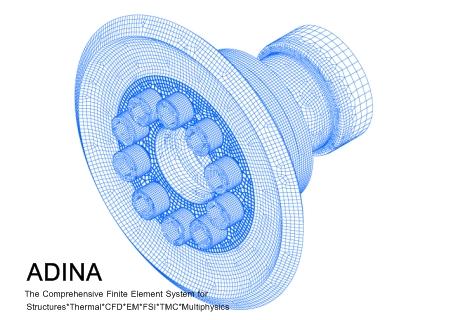 ADINA System 9.6.3 Win/Linux x64