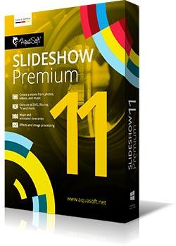 AquaSoft SlideShow Premium 11.8.05 x64 Multilingual