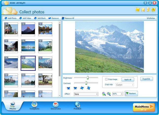 Amazing Slideshow Maker 4.5.0