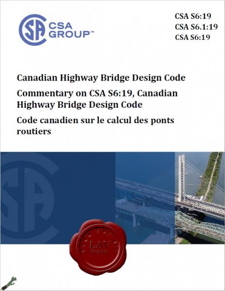 CSA S6, Canadian Highway Bridge Design Code