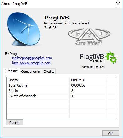 Progdvb 7.16.05 Final +التفعيل