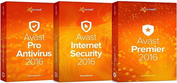 سريال تفعيل منتجات أفاست Avast Premier Antivirus 17.9.3761