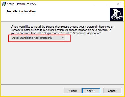 JixiPix للفوتوشوب والايت والكورل JixiPix Premium 1.1.0