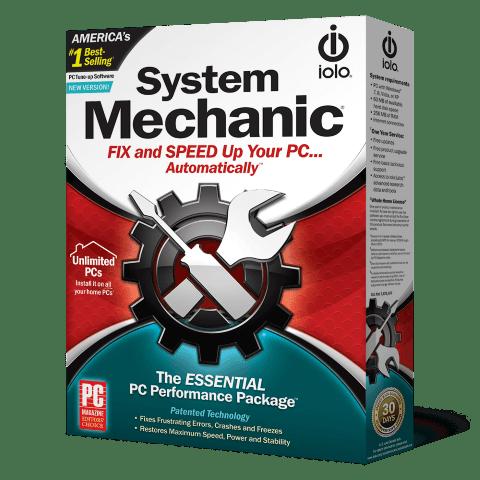 مجاني لبرنامج System Mechanic