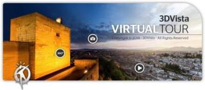 3DVista Virtual Tour Suite 1.3.54 Multilingual Portable