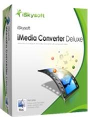 برنامج الفيديوهات وتنزيلها اليوتيوب iSkysoft iMedia Converter Deluxe 10.2.6.169