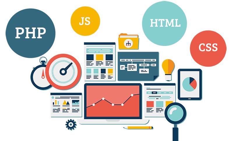 الكورس الشامل لتصميم تطوير مواقع الإنترنت