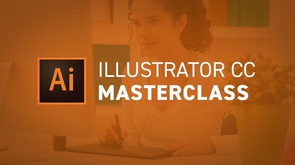 حصرياً: الكورس المتكامل الأعلى مبيعاً Illustrator MasterClass