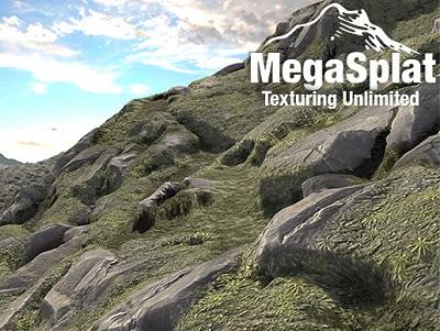 Unity Asset - MegaSplat 1.62 x64