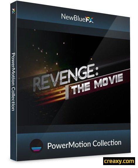 NewBlueFX Titler PowerMotion Templates
