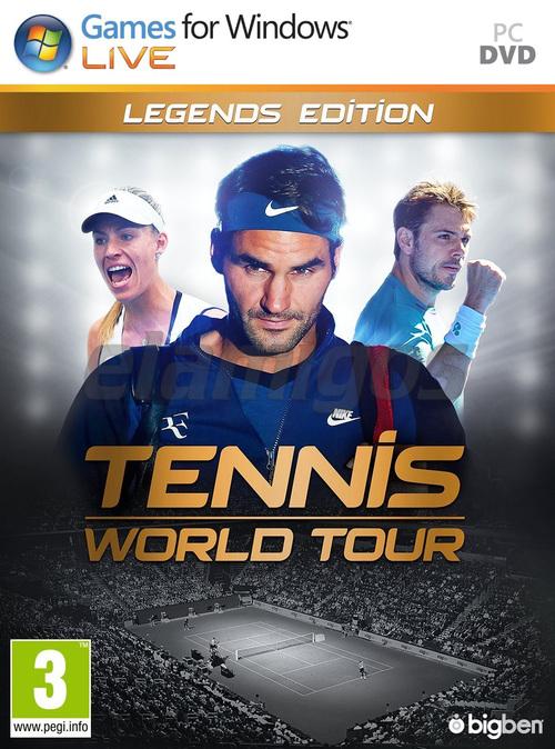 التنس Tennis World Legends Edition