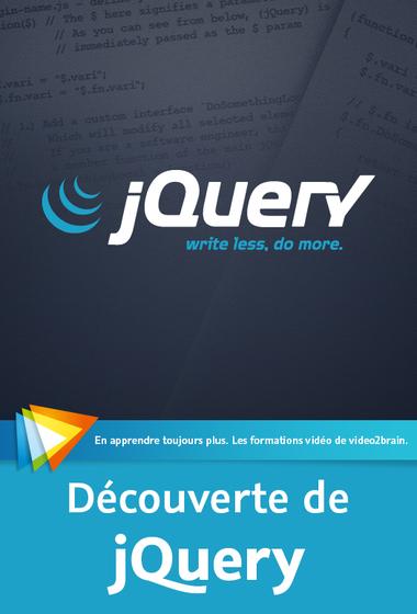Video2Brain Découverte jQuery