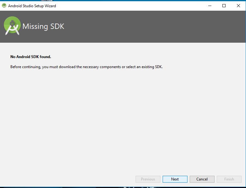 lمشكلة Androidsdk manager