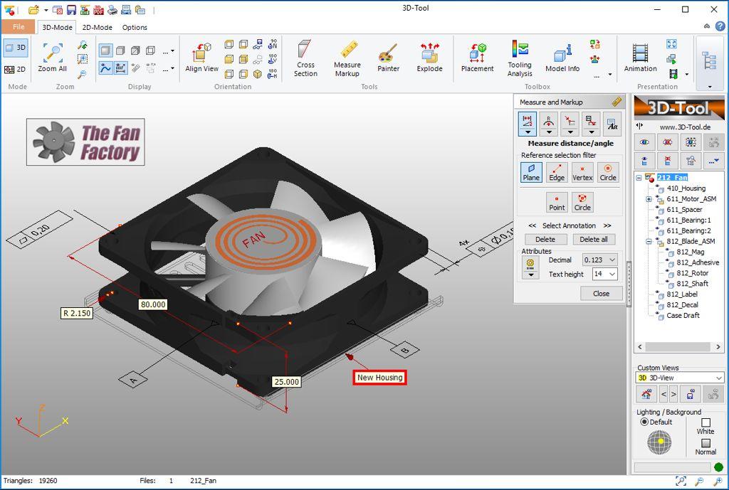 3D-Tool v13.20 Premium WiN x64