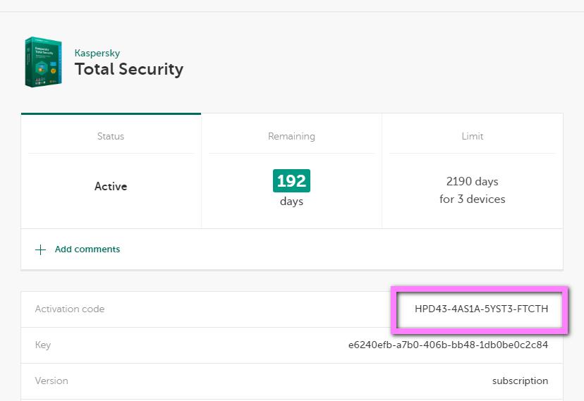 اجهزة فقط_يومKaspersky Total Security