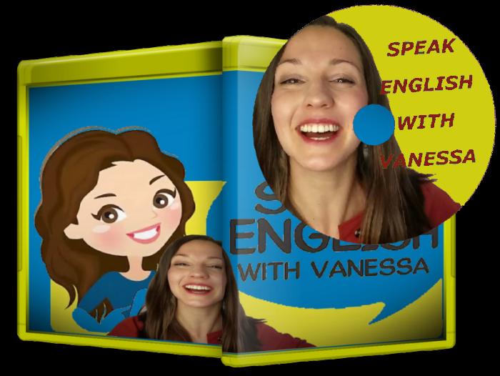 حصريا Speak English Vanessa
