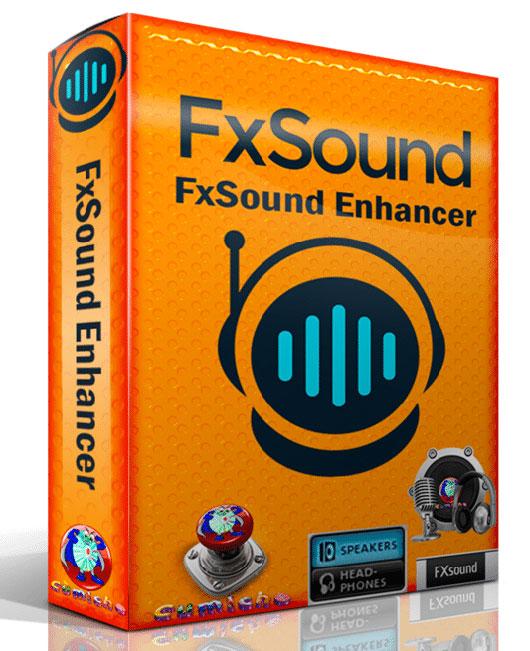 البرنامج الرائع لتحسين التحكم الصوت FxSound Enhancer 13.024
