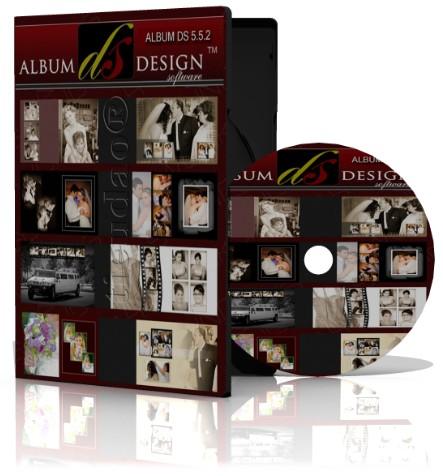 Album DS Design Pro 5.3.6 + 1200 templates