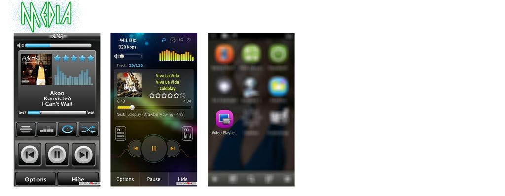 تجميعه برامج سيمبيان النظام الخاص بهواتف نوكيا Symbian Nokia Progs
