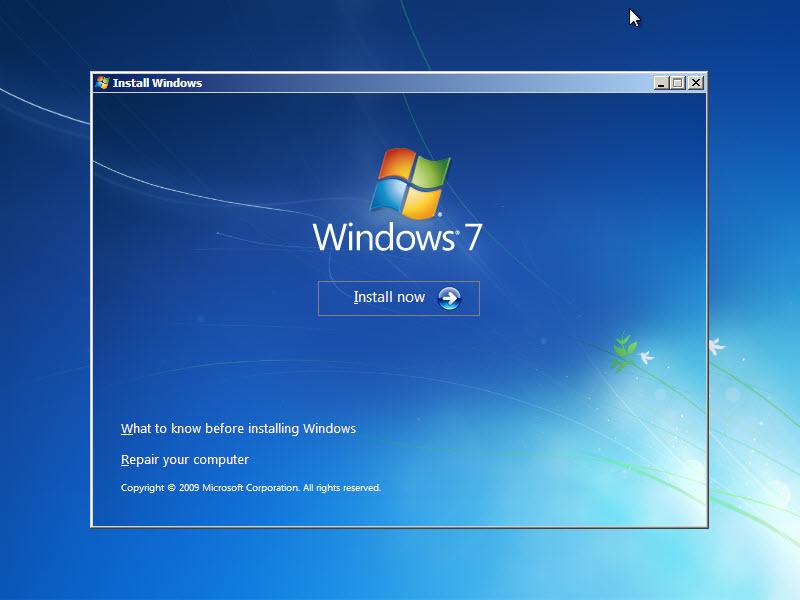البرامج الويندوز لتنصيبها تلقائيا اثناء الفورمات