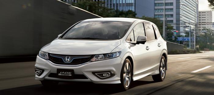 هوندا Hybrid مقاعد تنطلق اليابان بتجهيزات مميزة