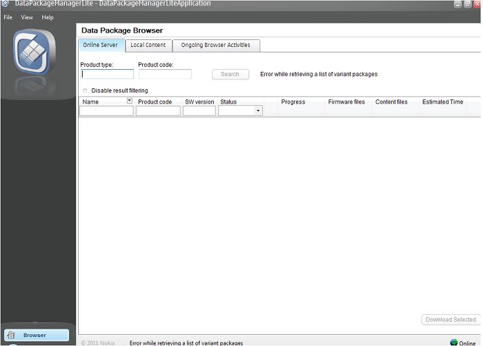 نوكيا برنامج لتحميل السوفت ويرات منافس navifirm