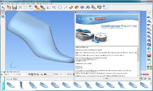 Delcam Crispin ShoeMaker 2015 R2 x86 x64